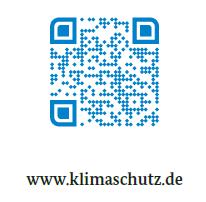 QR-Code www.klimaschutz.de